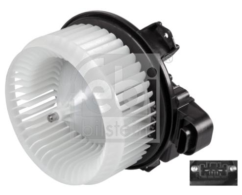 Chauffage et climatisation FEBI BILSTEIN 106451 (X1)
