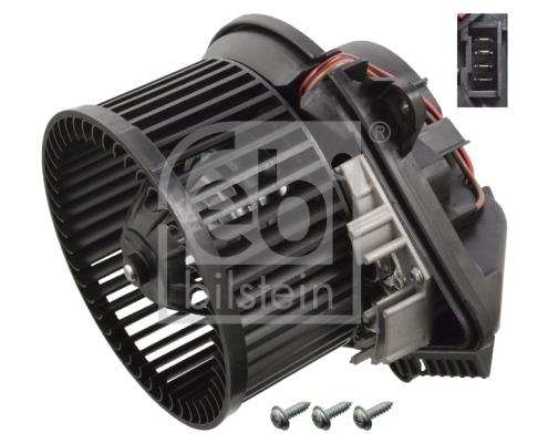 Chauffage et climatisation FEBI BILSTEIN 107434 (X1)