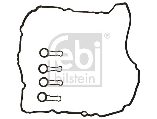 Febi Bilstein Jeu joints étanchéité joint de culasse capot 27493 ACM Polyacrylique-Caoutchouc