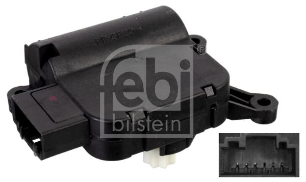 Actionneur de climatisation FEBI BILSTEIN 109177 (X1)