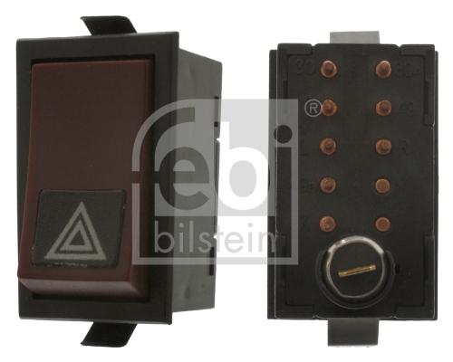 Commandes Eclairages / Signalisation/ Essuyage FEBI BILSTEIN 11532 (X1)