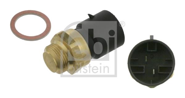 Interrupteur de temperature, ventilateur de radiateur FEBI BILSTEIN 11915 (X1)