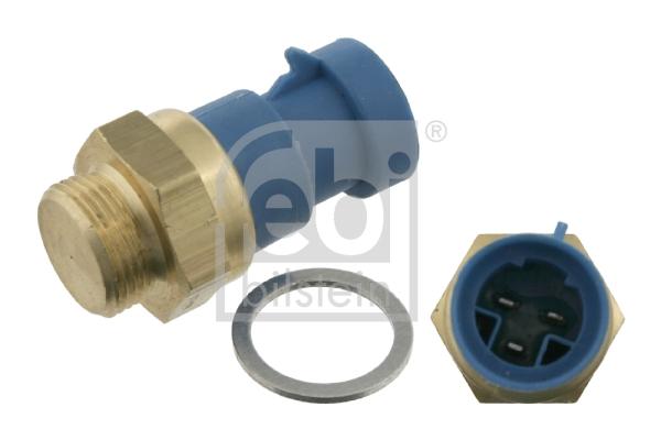 Interrupteur de temperature, ventilateur de radiateur FEBI BILSTEIN 11965 (X1)