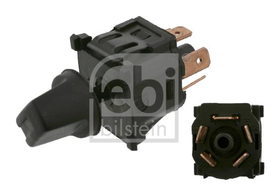 Servo moteur de ventilateur de chauffage FEBI BILSTEIN 14078 (X1)