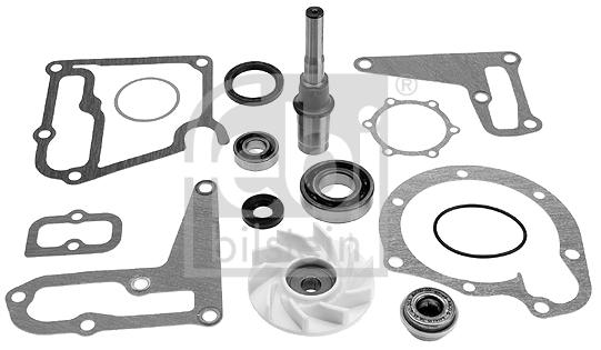 Kit de réparation, pompe à eau FEBI BILSTEIN 14665 (X1)