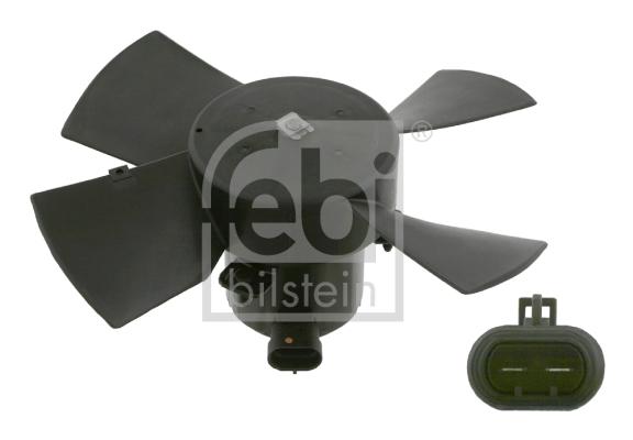 Moteur de ventilateur refroidissement FEBI BILSTEIN 17434 (X1)