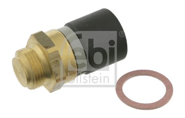Interrupteur de temperature, ventilateur de radiateur FEBI BILSTEIN 17693 (X1)