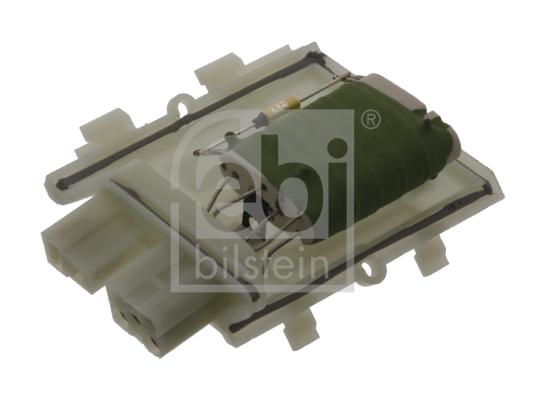 Resistance moteur de ventilateur de chauffage FEBI BILSTEIN 19776 (X1)