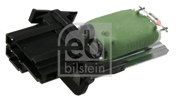 Resistance moteur de ventilateur de chauffage FEBI BILSTEIN 19778 (X1)