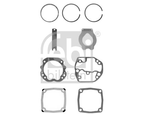 Divers compresseur pneumatique (suspensions) FEBI BILSTEIN 21057 (X1)