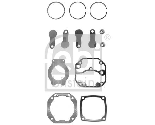 Divers compresseur pneumatique (suspensions) FEBI BILSTEIN 21058 (X1)