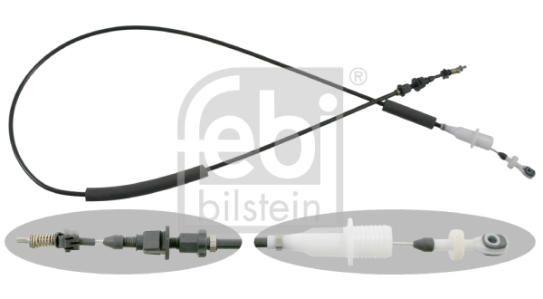 Cable d'accelerateur FEBI BILSTEIN 21385 (X1)