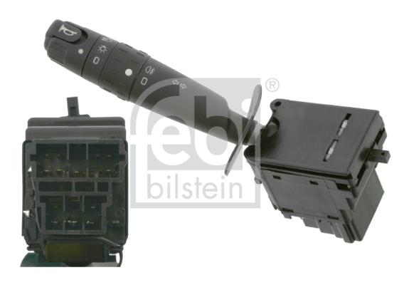Commandes Eclairages / Signalisation/ Essuyage FEBI BILSTEIN 22772 (X1)