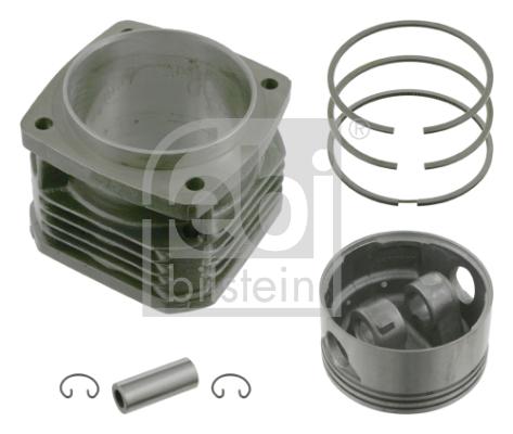 Divers compresseur pneumatique (suspensions) FEBI BILSTEIN 23947 (X1)