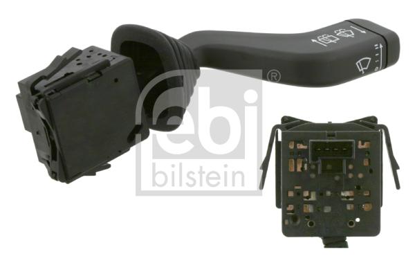 interrupteur, commande essuie glace FEBI BILSTEIN 24405 (X1)