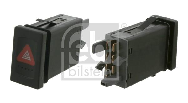 Commandes Eclairages / Signalisation/ Essuyage FEBI BILSTEIN 24742 (X1)