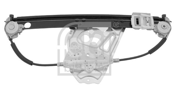 Mecanisme de leve vitre FEBI BILSTEIN 26998 (X1)