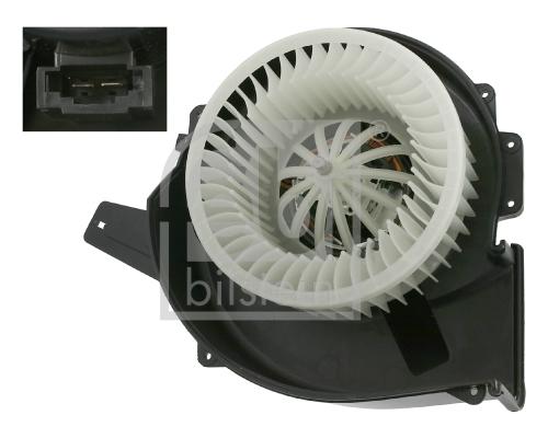 Chauffage et climatisation FEBI BILSTEIN 27306 (X1)