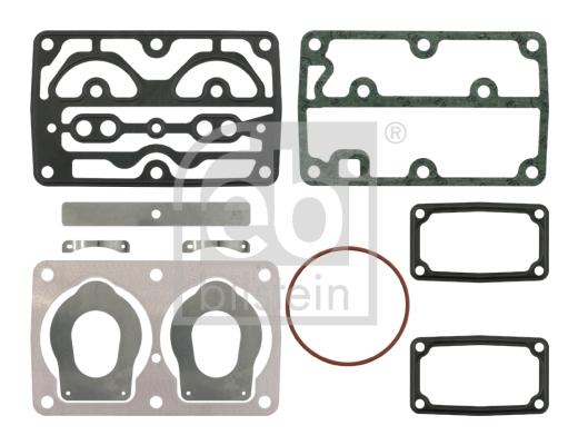 Divers compresseur pneumatique (suspensions) FEBI BILSTEIN 27881 (X1)