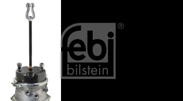 Cylindre de frein à diaphragme FEBI BILSTEIN 28624 (X1)