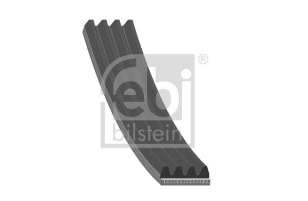 Contitech Courroies trapézoïdales crantées 8pk1480