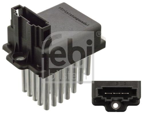 Boitier de gestion climatisation FEBI BILSTEIN 30601 (X1)