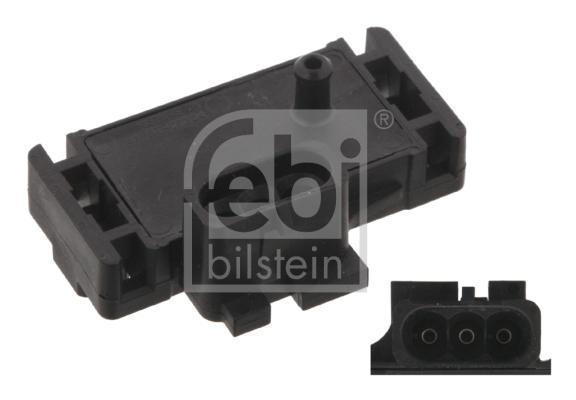 Febi 38493 Capteur Pression D/'aspiration Capteur de pression