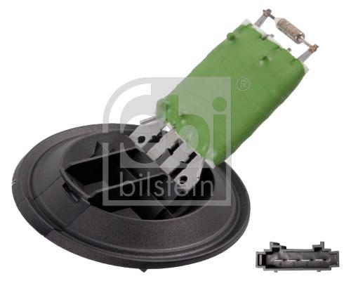 Resistance moteur de ventilateur de chauffage FEBI BILSTEIN 34370 (X1)