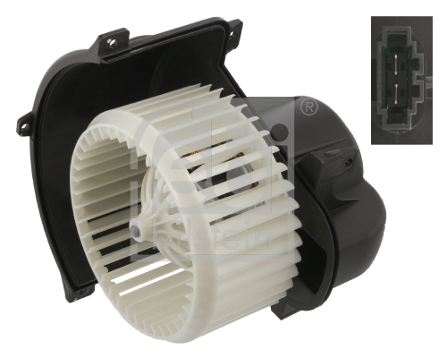 Chauffage et climatisation FEBI BILSTEIN 34788 (X1)