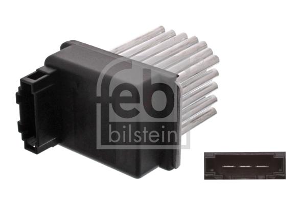 Resistance moteur de ventilateur de chauffage FEBI BILSTEIN 34793 (X1)