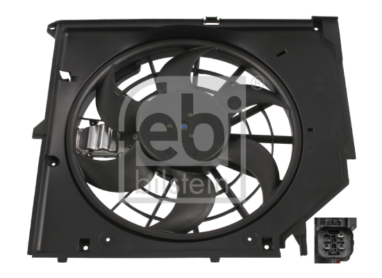 Moteur de ventilateur refroidissement FEBI BILSTEIN 36663 (X1)
