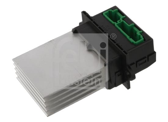 Resistance moteur de ventilateur de chauffage FEBI BILSTEIN 36695 (X1)