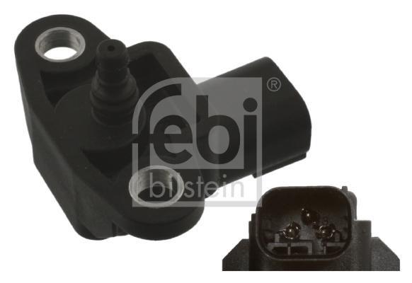 Capteur, pression du tuyau d'admission FEBI BILSTEIN 37056 (X1)