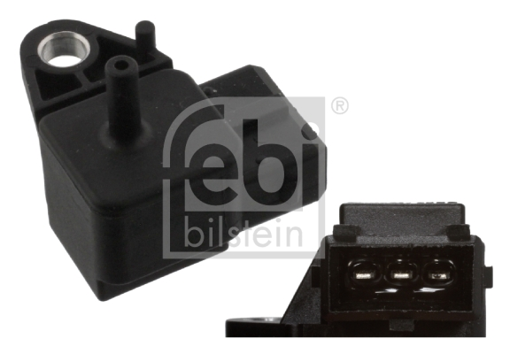 Capteur, pression du tuyau d'admission FEBI BILSTEIN 37057 (X1)