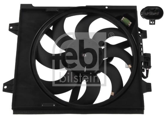 Ventilateur de radiateur FEBI BILSTEIN 37167 (X1)