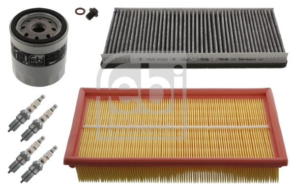 Pack entretien (filtres, autres) FEBI BILSTEIN 37425 (X1)