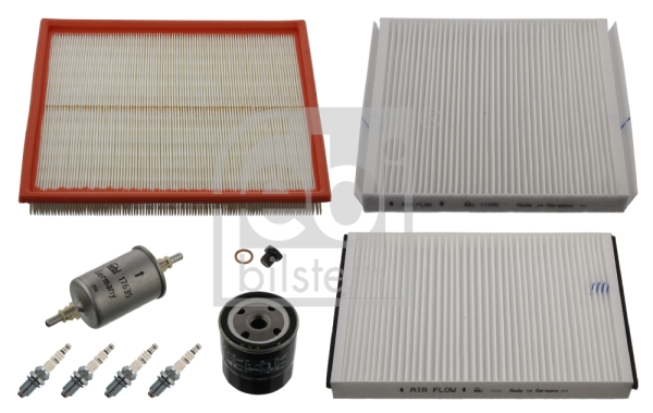 Pack entretien (filtres, autres) FEBI BILSTEIN 37503 (X1)
