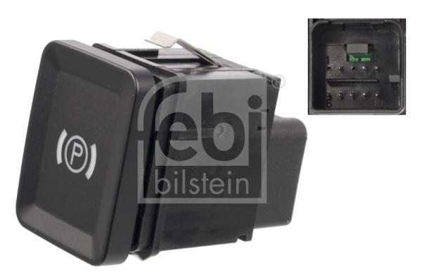 Interrupteur de commande de frein à main FEBI BILSTEIN 37606 (X1)