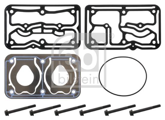 Divers compresseur pneumatique (suspensions) FEBI BILSTEIN 37779 (X1)