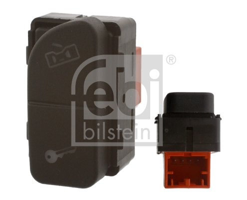 Bouton de verrouillage de porte FEBI BILSTEIN 37784 (X1)
