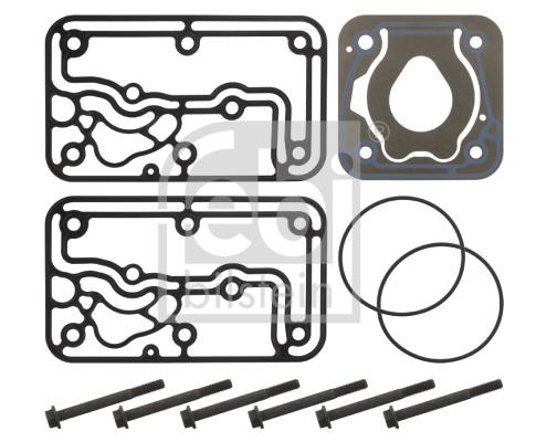 Divers compresseur pneumatique (suspensions) FEBI BILSTEIN 37807 (X1)