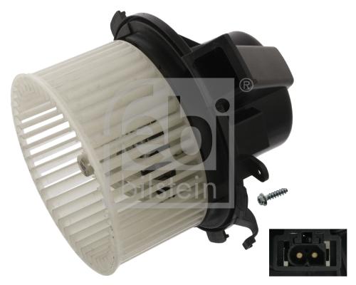 Moteur de ventilateur de chauffage FEBI BILSTEIN 38024 (X1)