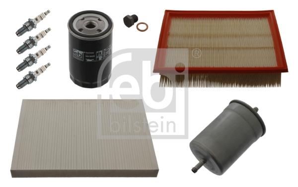 Pack entretien (filtres, autres) FEBI BILSTEIN 38167 (X1)