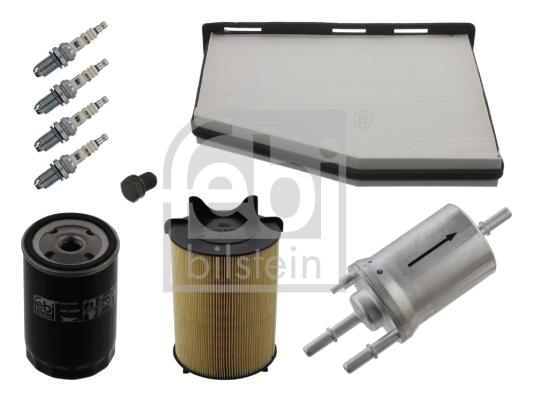 Pack entretien (filtres, autres) FEBI BILSTEIN 38168 (X1)