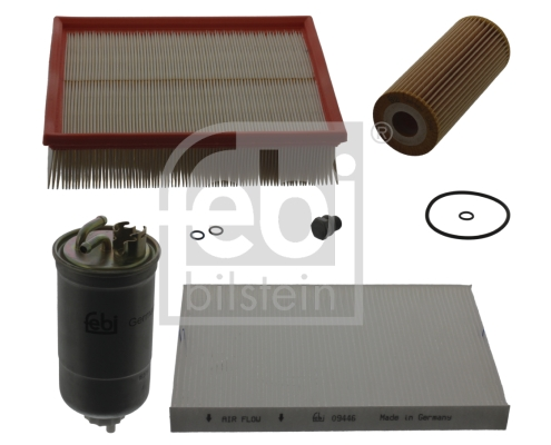 Pack entretien (filtres, autres) FEBI BILSTEIN 38169 (X1)