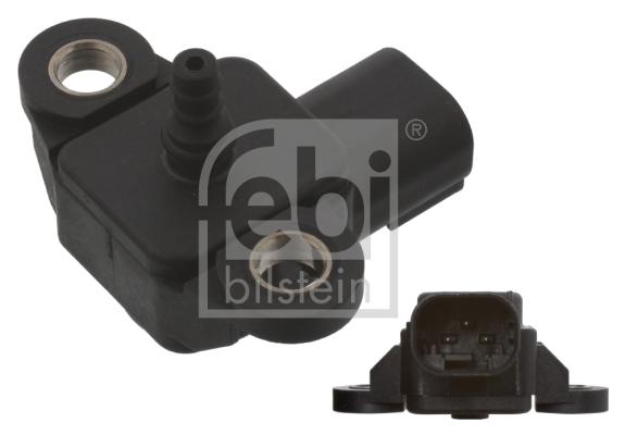 Capteur, pression du tuyau d'admission FEBI BILSTEIN 38293 (X1)