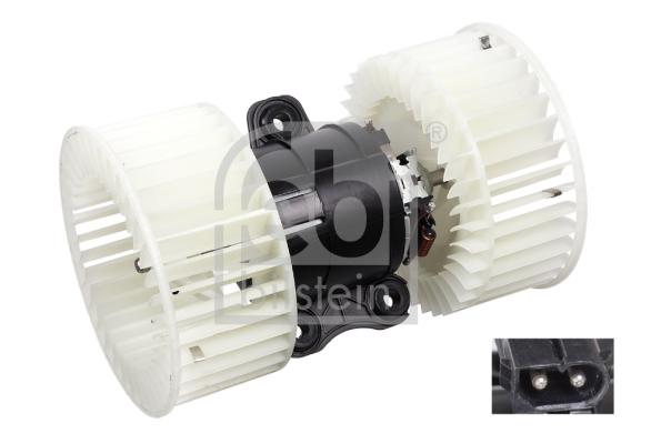 Chauffage et climatisation FEBI BILSTEIN 38482 (X1)