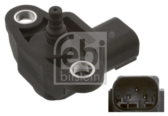 Capteur, pression de suralimentation FEBI BILSTEIN 38494 (X1)