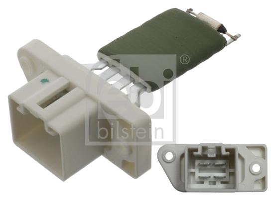 Resistance moteur de ventilateur de chauffage FEBI BILSTEIN 38635 (X1)