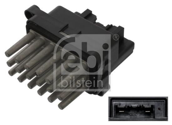 Resistance moteur de ventilateur de chauffage FEBI BILSTEIN 38645 (X1)